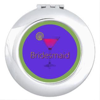 Tropical-Bridal-Party-Mod-Cocktails_Wedding-Favor Taschenspiegel