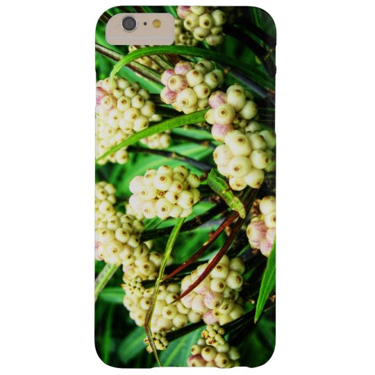 Tropische Beeren 1 Barely There iPhone 6 Plus Hülle