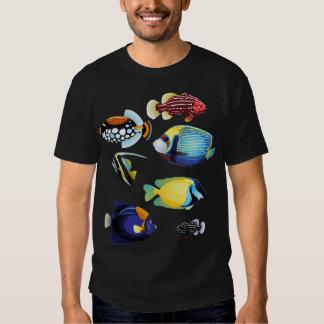 Tropische Fische Hemd