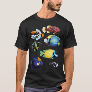 Tropische Fische T-Shirt