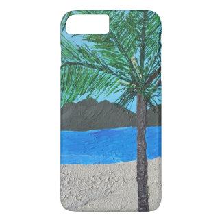 Tropische Insel kaum dort IPhone plus Fall iPhone 8 Plus/7 Plus Hülle