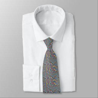 TROPISCHE KRAWATTE, i-Kunst und Entwürfe, Cocuyo A Personalisierte Krawatte