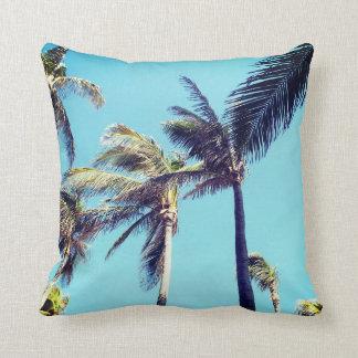 Tropische Palmen Kissen