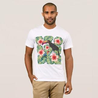 Tropische Paradiesvögel Entwurfs-Reihen 1 T-Shirt