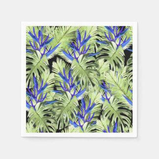 Tropische Pflanze 2. Papierservietten