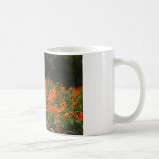 Tropische Reben Kaffeetasse