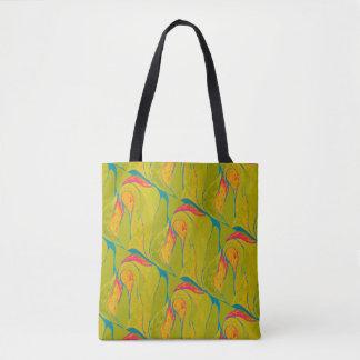 Tropische Spritzen-Tasche Tasche