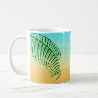 Tropische Strand-Ferien Tasse
