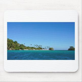 tropischer Ozean Mauspads