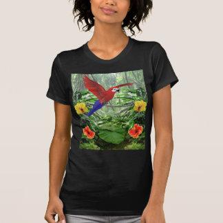 Tropischer Regenwald T-Shirt