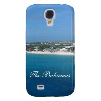 Tropischer Strand Samsung Bahamas rufen Fall an Galaxy S4 Hülle