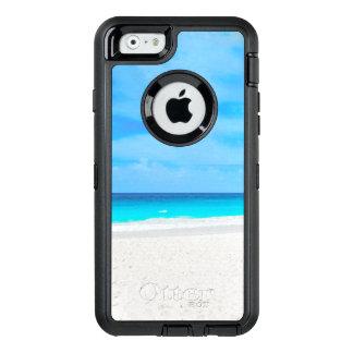 Tropischer Strand, Türkiswasser OtterBox iPhone 6/6s Hülle