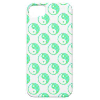 Tropischer Yin Yang Telefon-Kasten Hülle Fürs iPhone 5