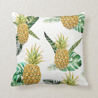 Tropisches Ananas-Kissen Kissen