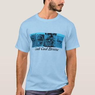tropisches Blau T-Shirt