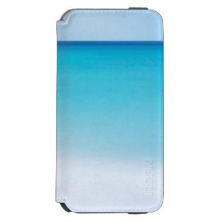 Tropisches Strand-Türkis-Wasser Incipio Watson™ iPhone 6 Geldbörsen Hülle