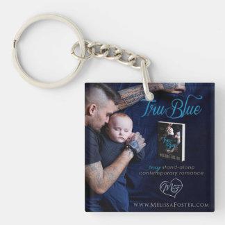 Tru Blau Keychain Schlüsselanhänger