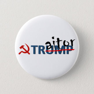 Trump das Verräter-Button Runder Button 5,7 Cm