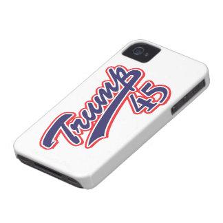 Trumpf 45! iPhone 4 hülle