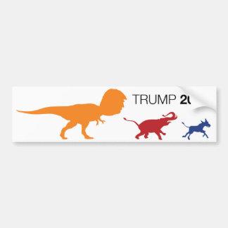 Trumpf-Autoaufkleber 2020 Autoaufkleber