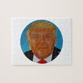 Trumpf-Fotopuzzlespiel