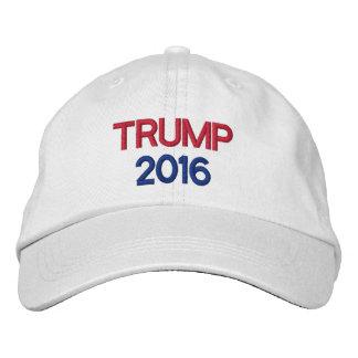 Trumpf für Präsidenten 2016 Bestickte Baseballkappe