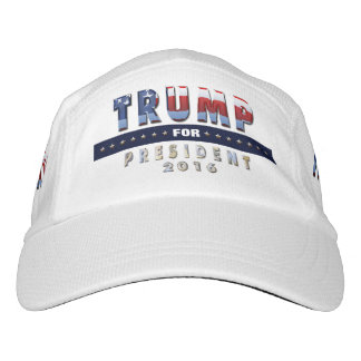 Trumpf für Präsidenten Headsweats Kappe