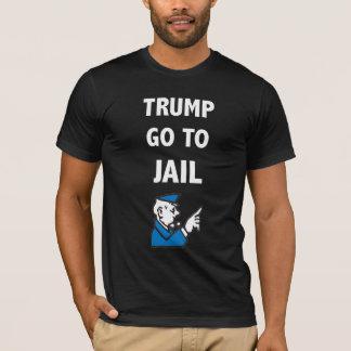 Trumpf gehen, T - Shirt gefangenzusetzen