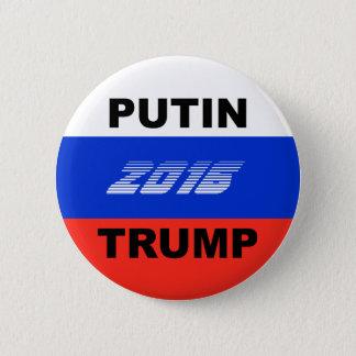Trumpf-lustiger Kampagnen-Knopf (Steigung 2016) Runder Button 5,7 Cm