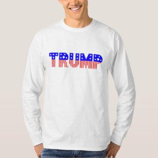 TRUMPF - patriotisches der Donald- Trumpt-shirt T-Shirt