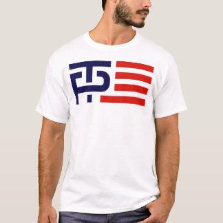 Trumpf-Pennys-Kampagnen-Logo T-Shirt