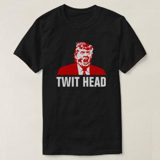 Trumpf-T - Shirt: TWIT-KOPF T-Shirt