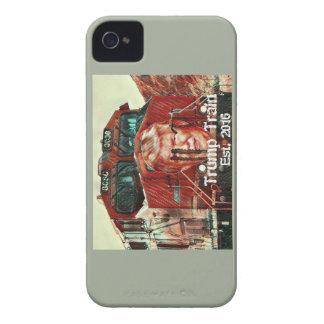 Trumpf-Zug… Est. 2016 iPhone 4 Case-Mate Hüllen