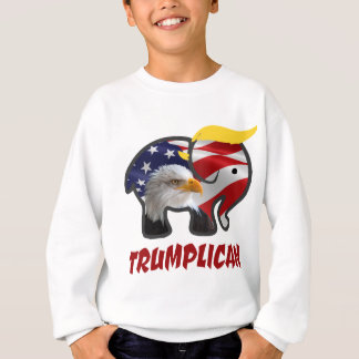 Trumplican-4 Sweatshirt