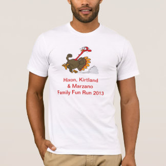 Truthahn-Trabt-stück T-Shirt