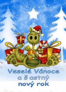 Frohe Weihnachten Und Ein Gutes Neues Jahr Tschechisch.Tschechisch Karten Zazzle Ch