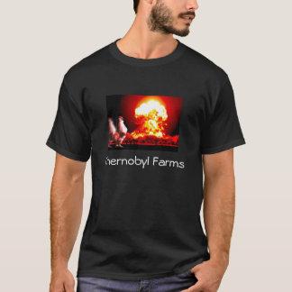 Tschornobyl-Bauernhöfe T-Shirt