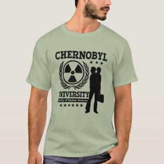 Tschornobyl-Hochschulnukleare Wissenschaft T-Shirt