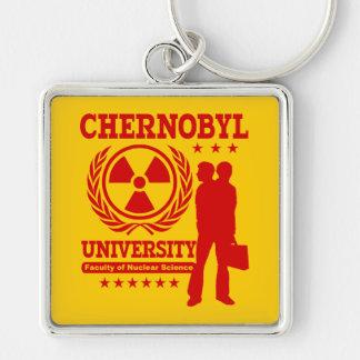 Tschornobyl-Hochschulnuklearer Schlüsselanhänger