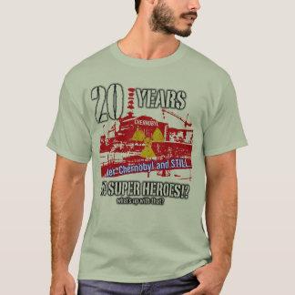TSCHORNOBYL KEINE HELDER T-Shirt