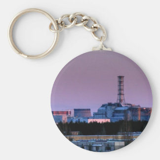 Tschornobyl-Reaktor 4 keychain Schlüsselanhänger