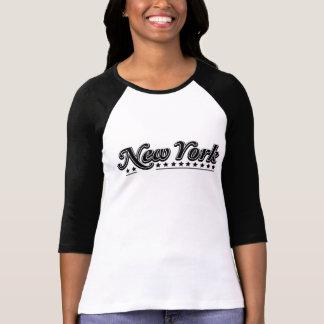 Tshirt weiblicher New York