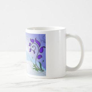 tu sois stylisé - styish flowers mug