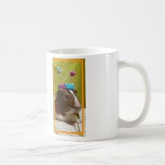 Tuckman das Meerschweinchen Kaffeetasse