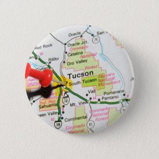 Tucson, Arizona Runder Button 5,7 Cm