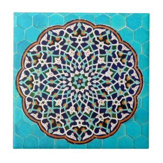 tuile islamique carreau en céramique