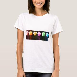TULPE Blumen-Show: Kunst NAVIN JOSHI T-Shirt