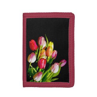 Tulpe-Malerei - ursprüngliche Blumen-Kunst