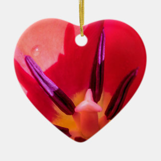 Tulpe-Pornografie Keramik Ornament