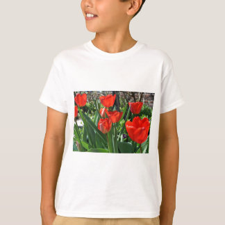 Tulpe-Sommer T-Shirt